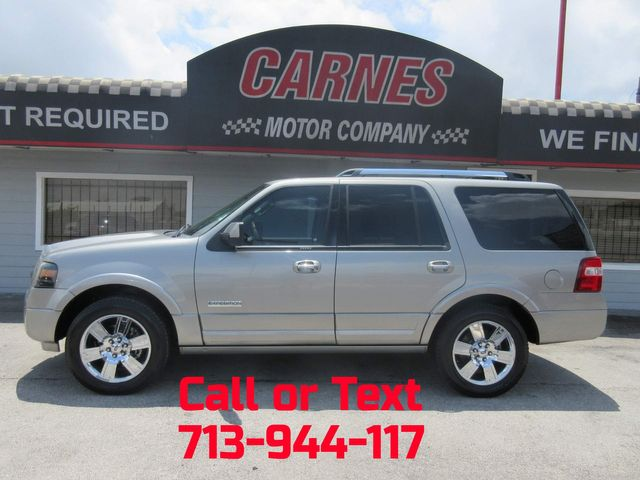 2008 Ford Expedition Limited south houston, TX