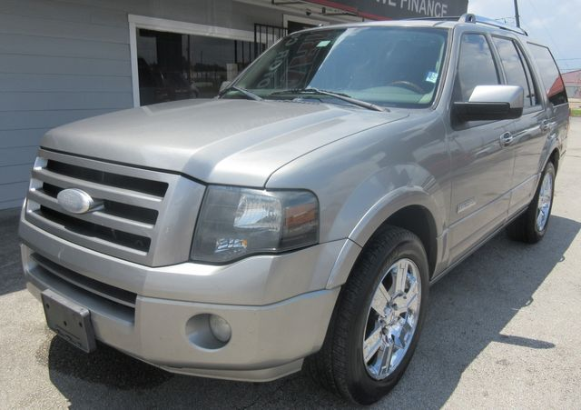 2008 Ford Expedition Limited south houston, TX 1