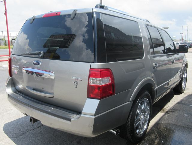 2008 Ford Expedition Limited south houston, TX 3