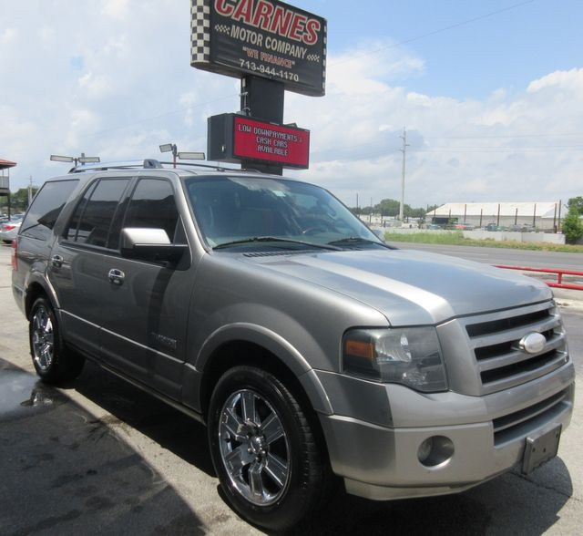 2008 Ford Expedition Limited south houston, TX 4