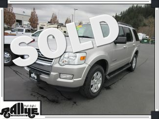 2008 Ford Explorer XLT 4WD in Burlington, WA 98233