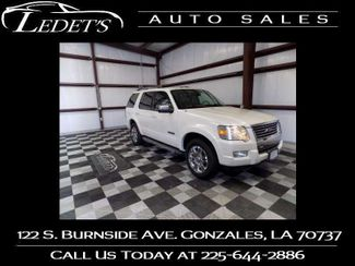 2008 Ford Explorer Limited - Ledet's Auto Sales Gonzales_state_zip in Gonzales