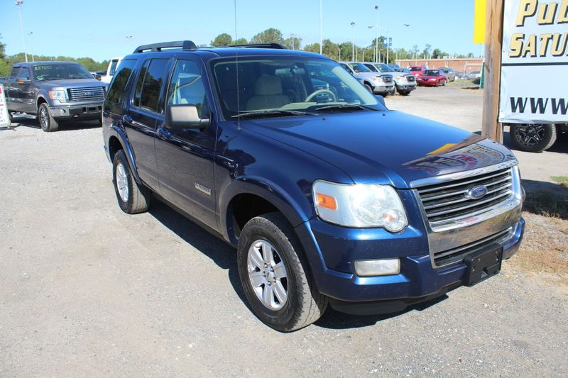 2008 Ford Explorer XLT  city MD  South County Public Auto Auction  in Harwood, MD