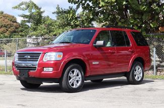 2008 Ford Explorer XLT 4X4 Hollywood, Florida 10