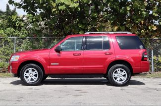 2008 Ford Explorer XLT 4X4 Hollywood, Florida 9