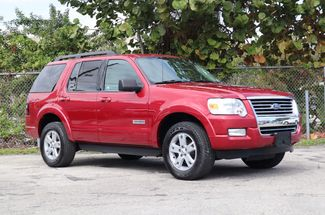 2008 Ford Explorer XLT 4X4 Hollywood, Florida
