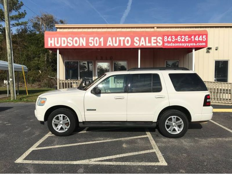 2008 Ford Explorer XLT | Myrtle Beach, South Carolina | Hudson Auto Sales in Myrtle Beach South Carolina