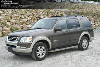 2008 Ford Explorer Eddie Bauer 4WD Naugatuck, Connecticut