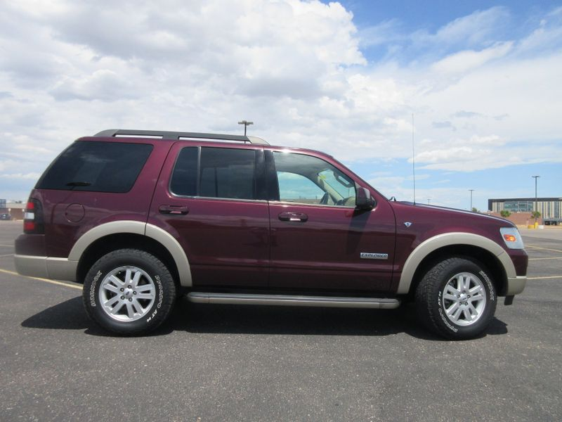 2008 Ford Explorer Eddie Bauer  Fultons Used Cars Inc  in , Colorado