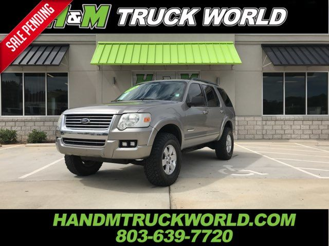 2008 Ford Explorer XLT LIFTED 4X4