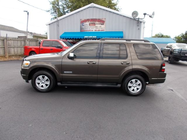 2008 Ford Explorer XLT Shelbyville, TN 3