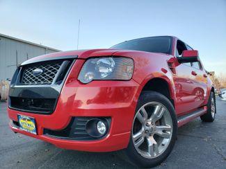 2008 Ford Explorer Sport Trac Adrenaline | Champaign, Illinois | The Auto Mall of Champaign in Champaign Illinois