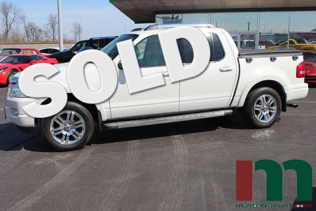 2008 Ford Explorer Sport Trac Limited   Granite City, Illinois   MasterCars Company Inc. in Granite City Illinois