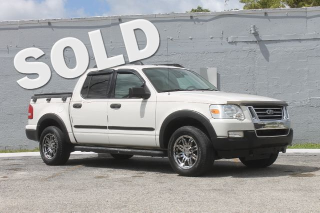 2008 Ford Explorer Sport Trac XLT Hollywood, Florida