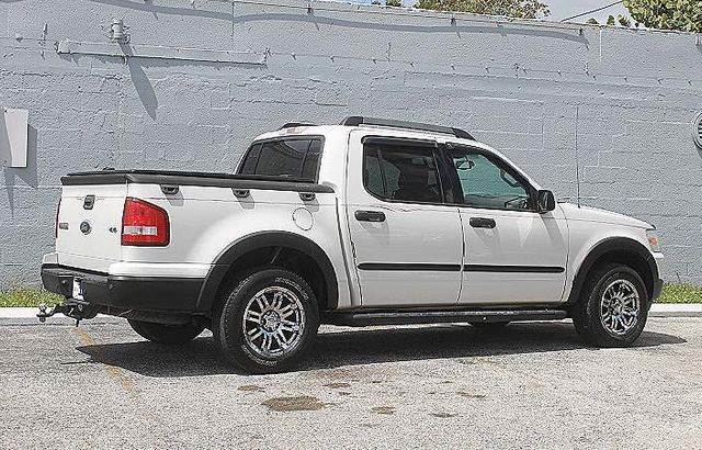 2008 Ford Explorer Sport Trac XLT Hollywood, Florida 4