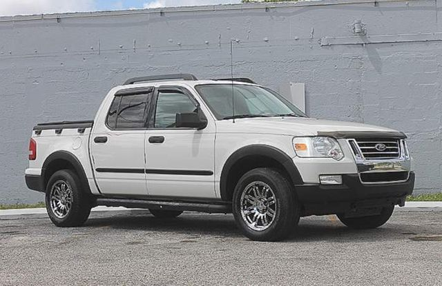 2008 Ford Explorer Sport Trac XLT Hollywood, Florida 13