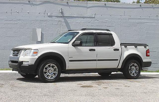 2008 Ford Explorer Sport Trac XLT Hollywood, Florida 10