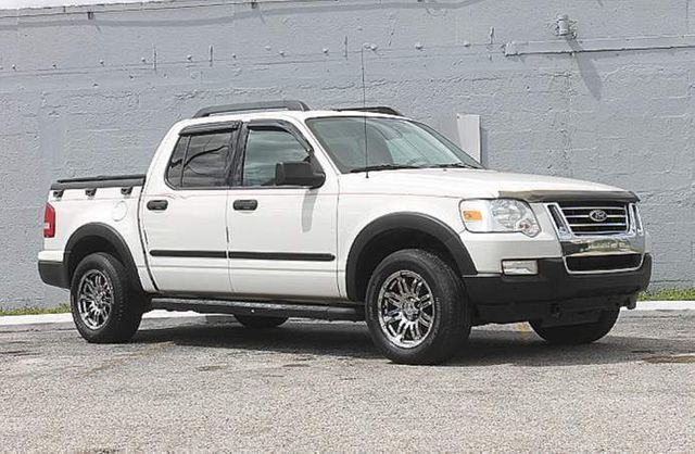 2008 Ford Explorer Sport Trac XLT Hollywood, Florida 22