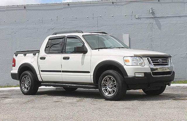 2008 Ford Explorer Sport Trac XLT Hollywood, Florida 51