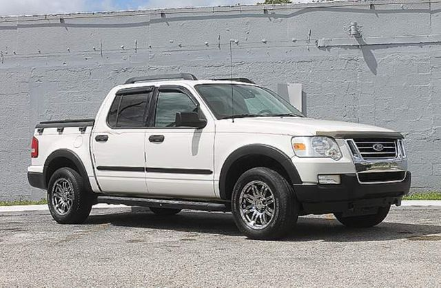 2008 Ford Explorer Sport Trac XLT Hollywood, Florida 28