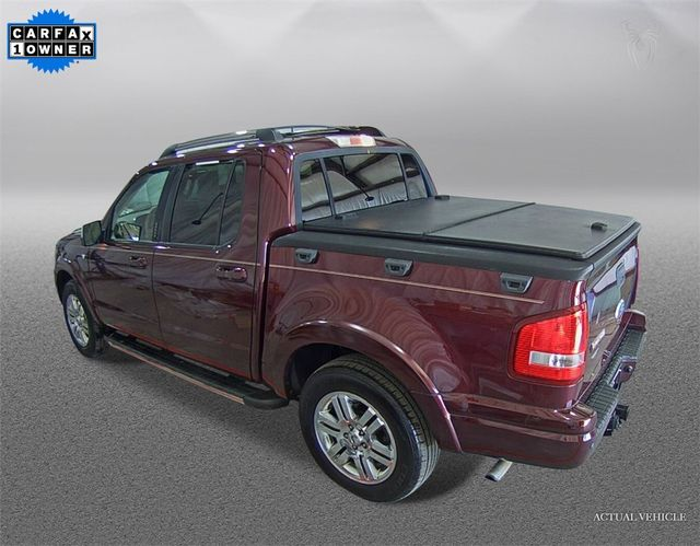2008 Ford Explorer Sport Trac Limited Madison, NC 3