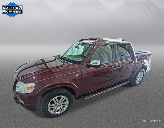 2008 Ford Explorer Sport Trac Limited Madison, NC 4