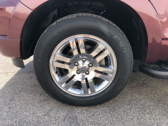 2008 Ford Explorer Sport Trac Limited Madison, NC 10