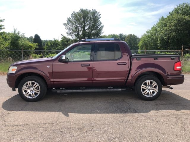 2008 Ford Explorer Sport Trac Limited Madison, NC 5