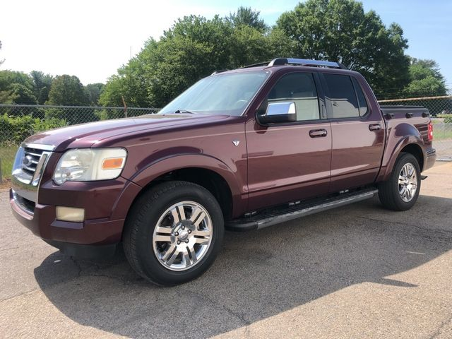 2008 Ford Explorer Sport Trac Limited Madison, NC 6