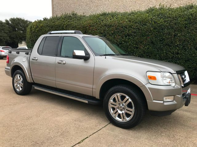 2008 Ford Explorer Sport Trac Limited w/Navigation/Heated Leather/Super Clean