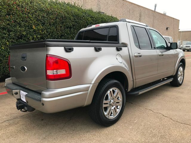 2008 Ford Explorer Sport Trac Limited w/Navigation/Heated Leather/Super Clean in Plano, Texas 75074