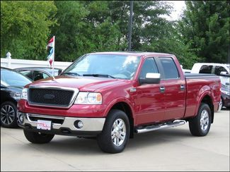 2008 Ford F-150 4WD SuperCrew Lariat Sunroof/Leather/ChromeAlloys in  Iowa