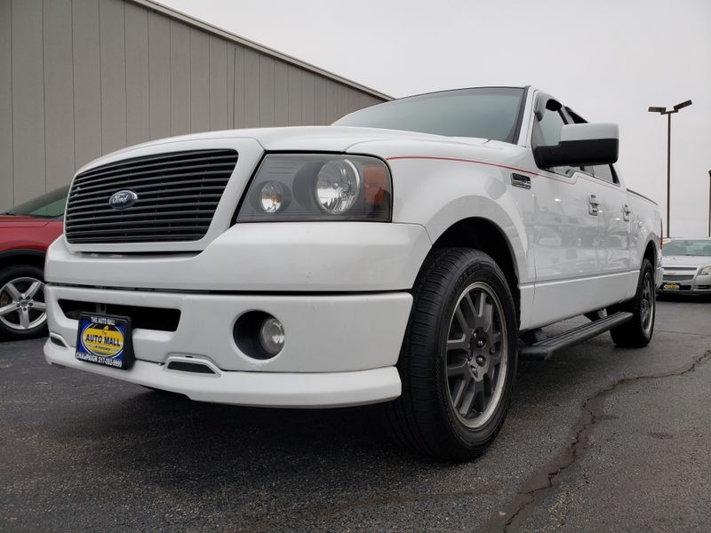 2008 Ford F-150 FX2 | Champaign, Illinois | The Auto Mall of Champaign in Champaign Illinois