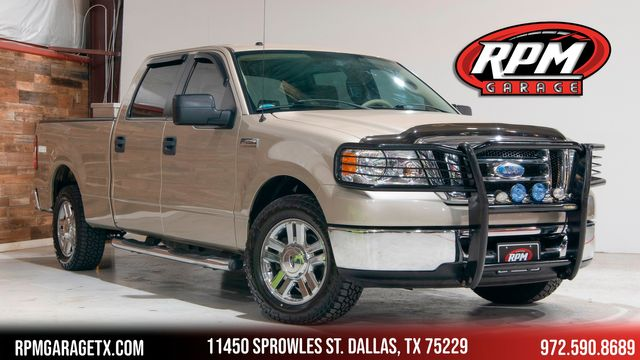 2008 Ford F-150 XLT with Upgrades