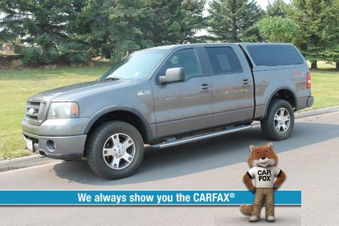 2008 Ford F150 4WD Supercrew FX4 5 1/2 in Great Falls, MT