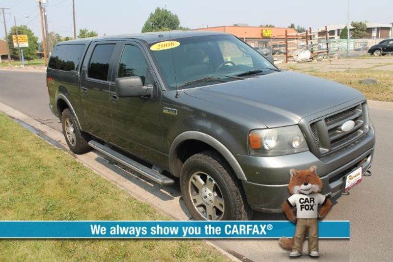 2008 Ford F150 4WD Supercrew FX4 5 12  city MT  Bleskin Motor Company   in Great Falls, MT