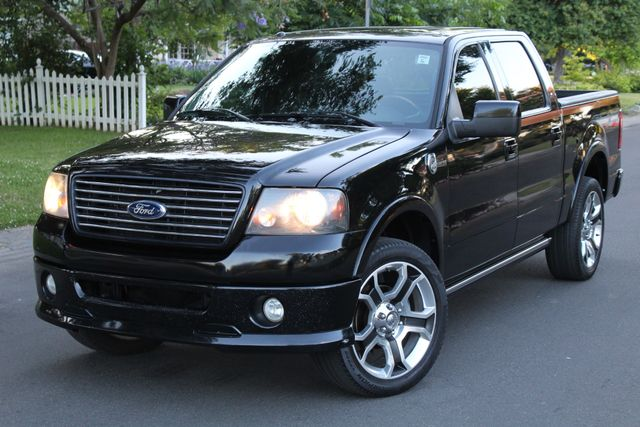 2008 Ford F-150 HARLEY-DAVIDSON NAVIGATION LEATHER SERVICE RECORDS in Van Nuys, CA 91406