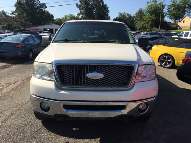 2008 Ford F-150 FX4 - John Gibson Auto Sales Hot Springs in Hot Springs Arkansas