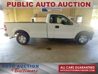 2008 Ford F-150  | JOPPA, MD | Auto Auction of Baltimore  in Joppa MD