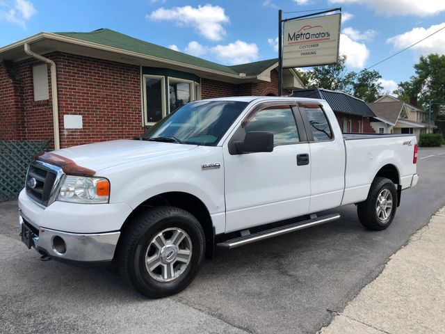 2008 Ford F-150 STX Knoxville , Tennessee 10