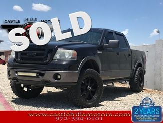 2008 Ford F-150 FX4   Lewisville, Texas   Castle Hills Motors in Lewisville Texas