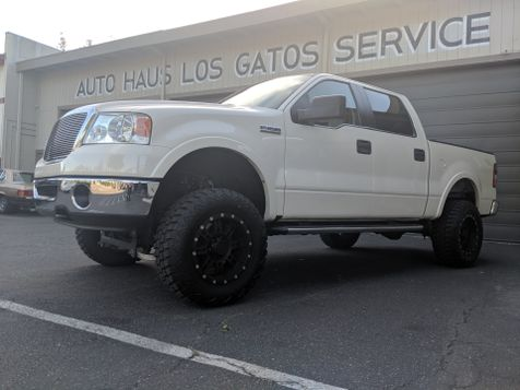 2008 Ford F-150 LIFTED LARIAT SUPERCREW  in Campbell, CA
