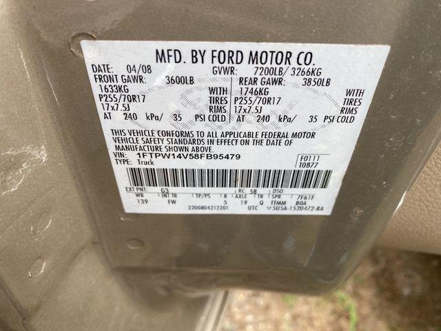 2008 Ford F-150 XLT Madison, NC 3
