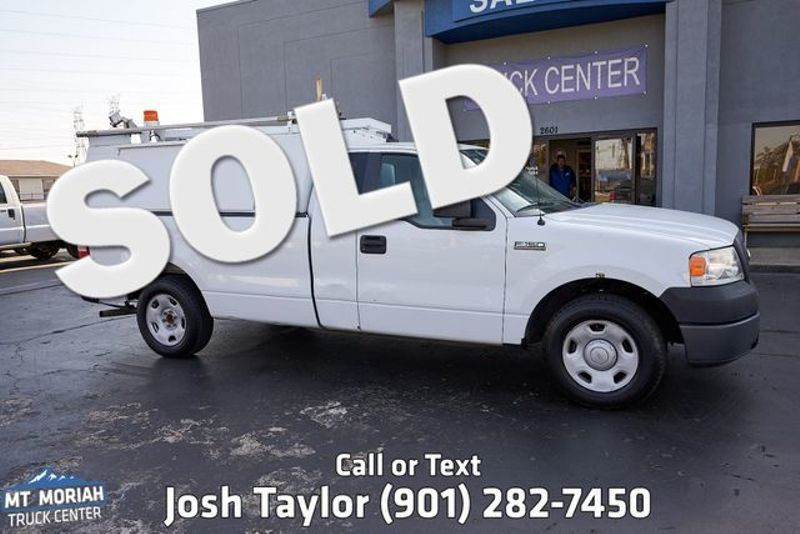 2008 Ford F-150 XL WorkBox | Memphis, TN | Mt Moriah Truck Center in Memphis TN