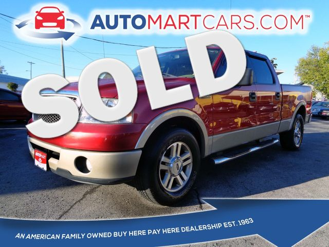 2008 Ford F-150 Lariat | Nashville, Tennessee | Auto Mart Used Cars Inc. in Nashville Tennessee