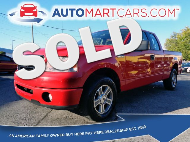 2008 Ford F-150 STX | Nashville, Tennessee | Auto Mart Used Cars Inc. in Nashville Tennessee
