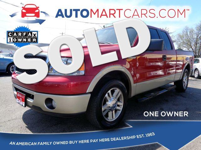 2008 Ford F-150 Lariat | Nashville, Tennessee | Auto Mart Used Cars Inc. in Nashville Tennessee