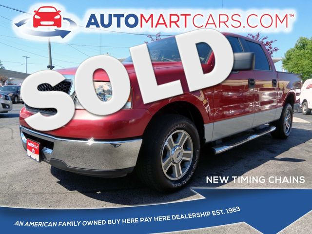 2008 Ford F-150 XLT | Nashville, Tennessee | Auto Mart Used Cars Inc. in Nashville Tennessee