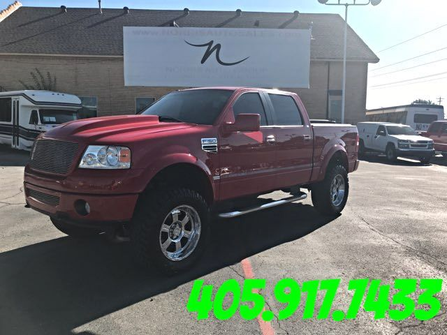 2008 Ford F-150 FX4 in Oklahoma City OK