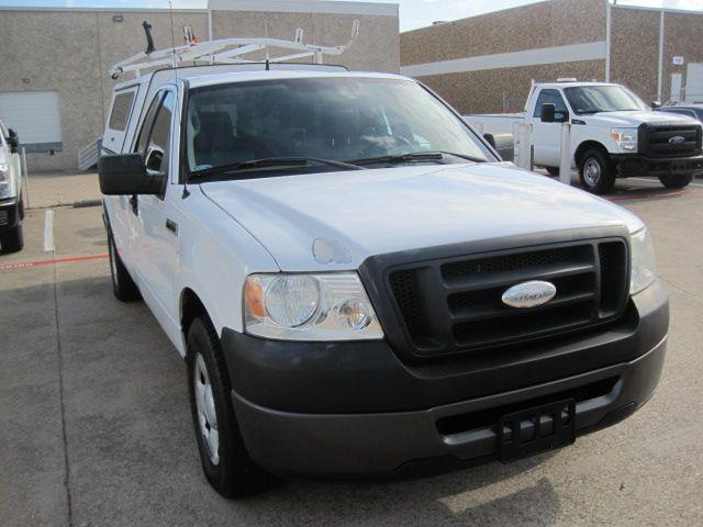 2008 Ford F150 Reg Cab XL, Utility Topper, Service History, 1 Owner, Lo Mi. in Plano Texas, 75074